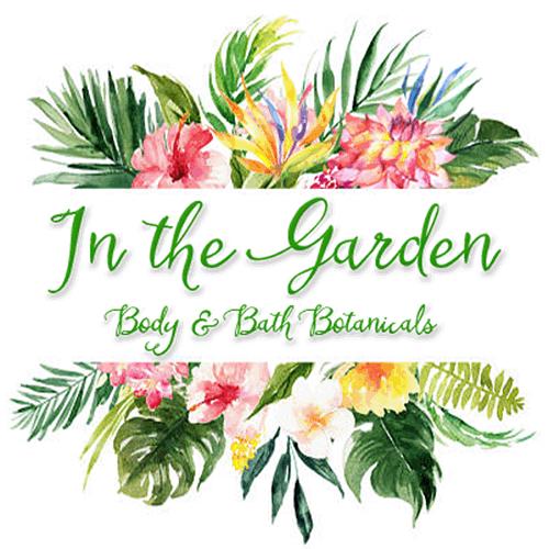 In the Garden Body & Bath Botanicals Logo